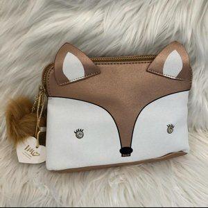 Imoshion Metallic Fox Makeup Bag